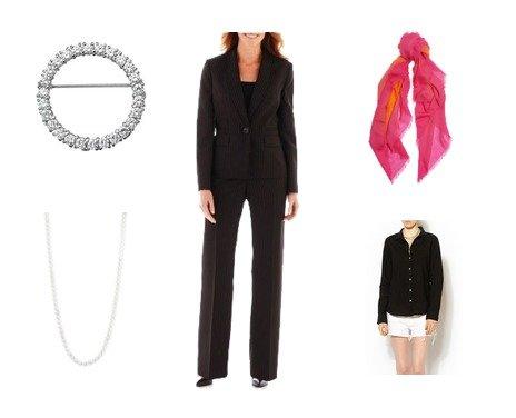 Le Suit, Bottega Veneta, Anne Klein, Velvet
