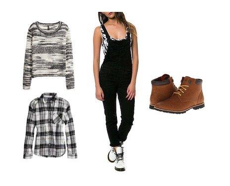 Woolrich, aerie, H&M, Levi's