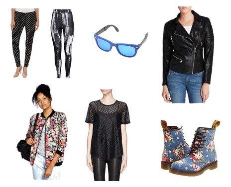 Equipment, H&M, Blank NYC, Boohoo, Kate Spade