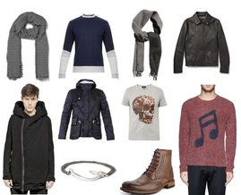 Moncler, Paul Smith, Julius, Alexander McQueen
