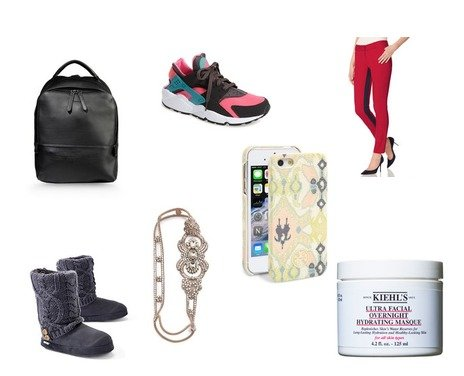 Jenny Packham, Kiehl's, Burberry, Nike, The Limited