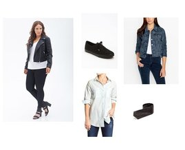 Levi's, Old Navy, GUESS, Vans, Forever 21