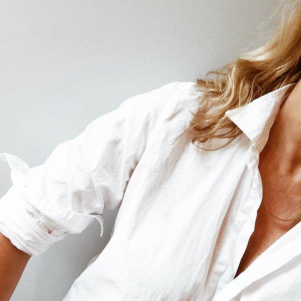 Best White Shirt.. ever... #white #shirt #buttondown #Basic