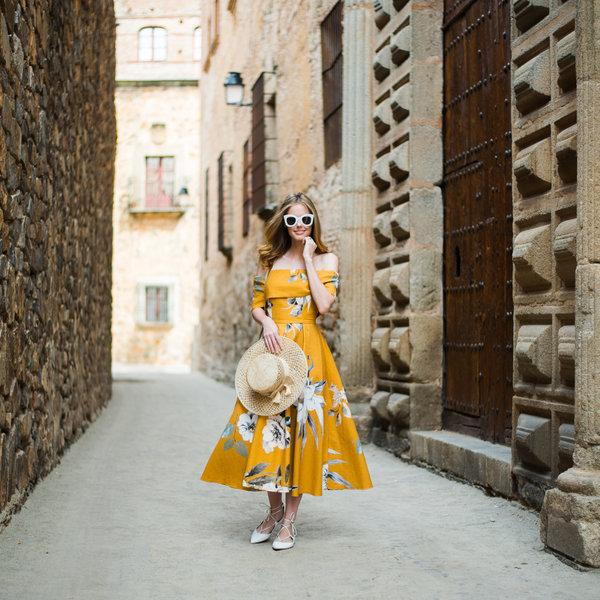 Wearing my Sunday best in Spain  #Spain #ootd #whatiwore #asos
