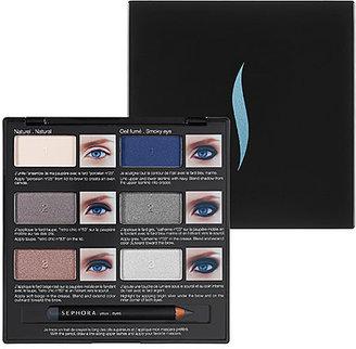 Sephora Pro Lesson Palette: Blue Eyes