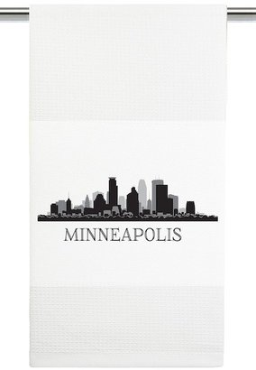 Mariasch Studios Minneapolis Skyline Kitchen Towel