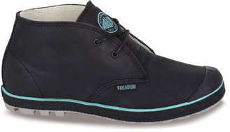 Palladium Slim Chukka Women's Black