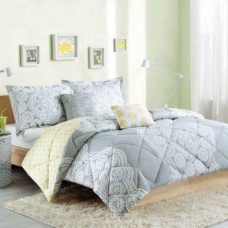 Helena Cozy Soft Reversible Comforter Set