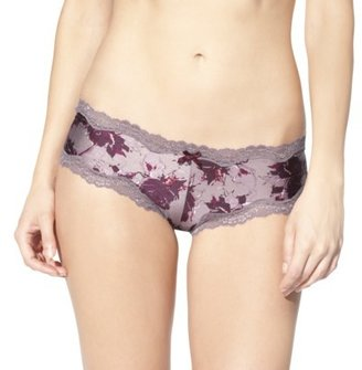 Gilligan & O'Malley® Women's Micro Cheeky Boyshort - Assorted Colors/Patterns