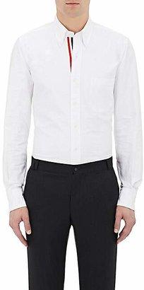 Thom Browne Men's Oxford Cloth Shirt - White