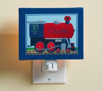 Pottery Barn Kids Personalized Train Nightlight
