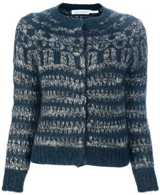 Etoile Isabel Marant Striped knit cardigan