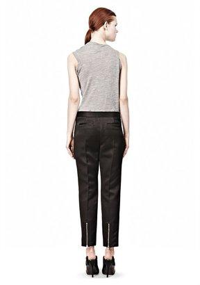 Alexander Wang Peplum Front Tailored Pant