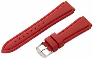 Hadley Roma Hadley-Roma 20mm 'Men's' Silicone Watch Strap