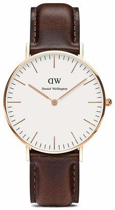 Daniel Wellington Classic Bristol Watch, 36mm