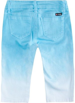 SCISSOR Ombre Girls Denim Capris