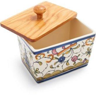 Sur La Table 17th Century Bird Salt Box