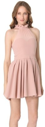 Blaque Label Halter Top Dress