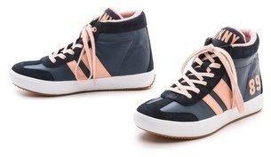 DKNY Kooper High Top Sneaker