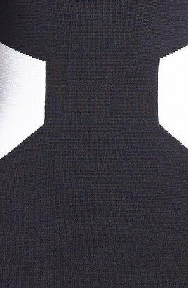 Jay Godfrey 'Hopkins' Minidress