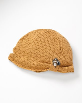 Coldwater Creek Bejeweled hat