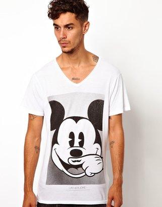Eleven Paris T-Shirt With MM Print