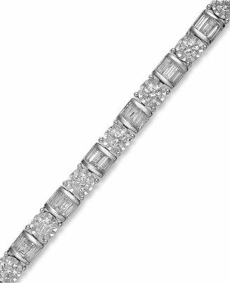 Macy's Diamond Bracelet in 14k White Gold (5 ct. t.w.)