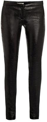 L'Agence Leather leggings