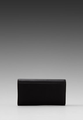 Marc by Marc Jacobs East End Solids New Long Trifold Clutch