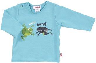 Zutano Froggies Screen L/S Tshirt