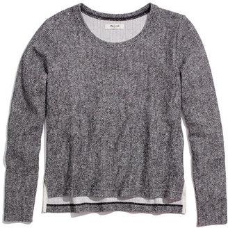 Madewell Peakstitch Pullover
