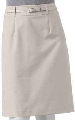 Apt. 9 solid pencil skirt