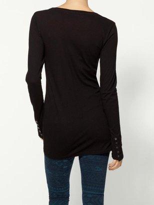 Velvet by Graham & Spencer Amzin Jersey Tunic