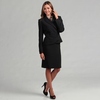Tahari ASL Tahari Women's Asymmetrical Skirt Suit $129.99 thestylecure.com