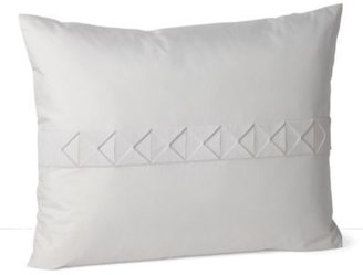 "HUGO BOSS BOSS HOME for Windsor Silk Ribbon Decorative Pillow, 16"" x 20"""