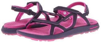 The North Face Bolinas Sandal (Grand Purple/Fuchsia Pink) - Footwear