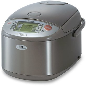 Zojirushi Stainless Steel Induction Rice Cooker