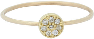 Jennifer Meyer Women's Circle Ring $500 thestylecure.com