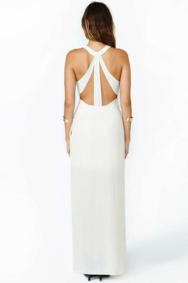 Nasty Gal Beacon Maxi Dress