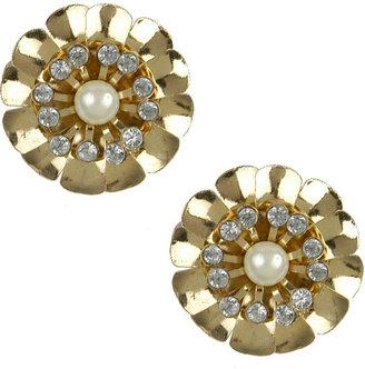Forever 21 Irene Flower Earrings