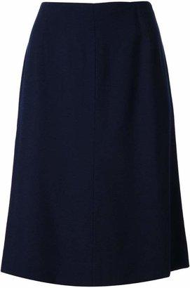 7ce8bb62c6 Krizia Pre-Owned straight cut skirt