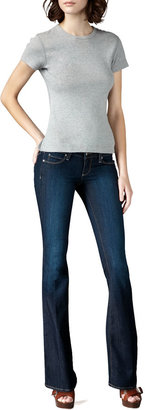 Paige Skyline Fountain Boot-Cut Jeans
