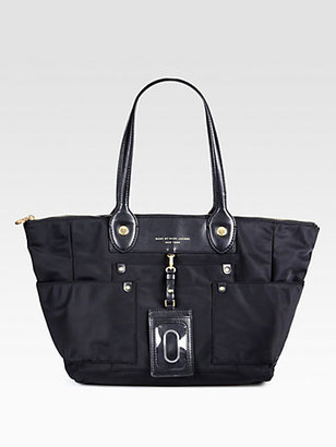 Marc by Marc Jacobs Preppy East West Nylon Tote