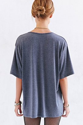 UO Coincidence & Chance Coincidence & Chance Split-Neck Henley Tee