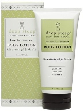 Deep Steep Body Lotion Honeydew Spearmint Honeydew Spearmint