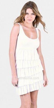 Shelli Segal Julian Chang Ruffle Dresses