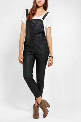 Sparkle & Fade Vegan Leather Overall