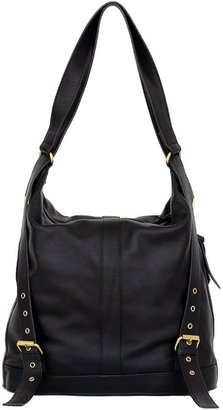 Foley + Corinna Frame Backpack in Black