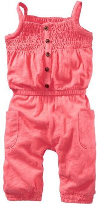 Old Navy Long Slub-Jersey Rompers for Baby
