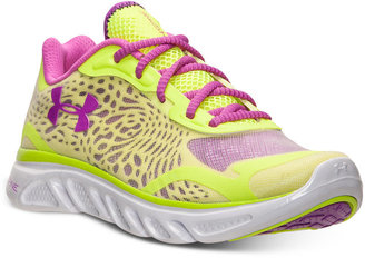 Under Armour Women's Spine Lazer Running Sneakers from Finish Line